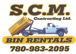 Spruce Grove Dumpster Bin Rentals