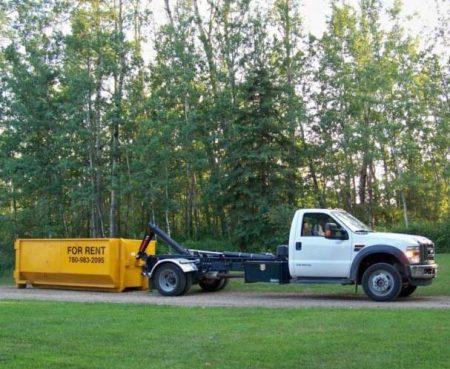 Spruce Grove Garbage Bin Rentals